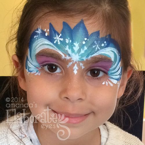 Frozen Ice Crown Ddfp Ideas Pinterest Face And Paintings