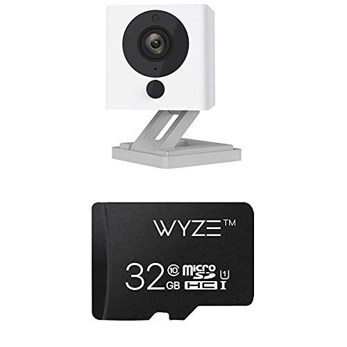 Wyze Cam 1080p Hd Indoor Wireless Smart Home Camera With Night Vision The Gift Idea Shop Home Camera Camera Gear Storage Camera Gear Organization