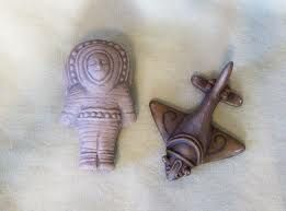 ancient artifacts.  I would love to talk to the ones that know what the heck is going on.  Wouldn't you?