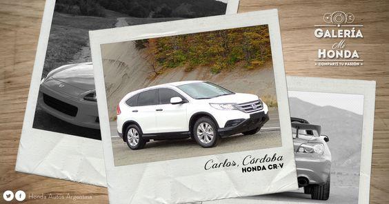 ¿Qué opinan de la Honda CR-V que nos envío Carlos de Córdoba?
