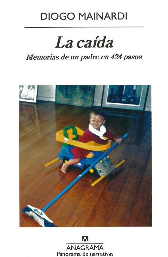 Diogo Mainardi es un periodista y escritor brasileño. Cuando nació su hijo Tito, él y su familia vivían en Venecia y un error imperdonable de la ginecóloga provocó que al niño le faltase oxígeno durante el parto. Lejos de sucumbir a la desolación, el autor se hizo un propósito: «Yo acepté la parálisis cerebral de Tito.  La acepté con amor», porque, como dice más adelante: «Tener un hijo con parálisis cerebral es la aventura más emocionante que existe.» Diogo Mainardi: La caida (Anagrama)