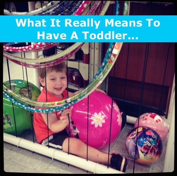 First Time Mom and Dad: What It Really Means To Have A Toddler...