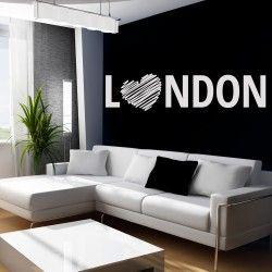 Sticker London - Stickers pas cher - stickez.com - Stickez