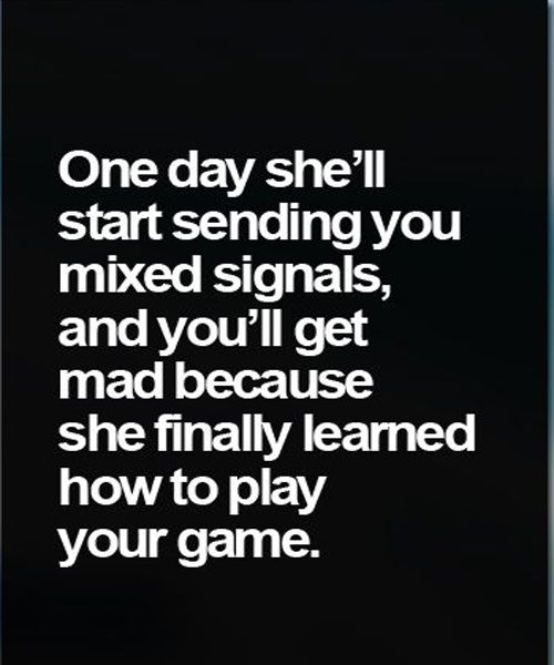 playing games quotes love