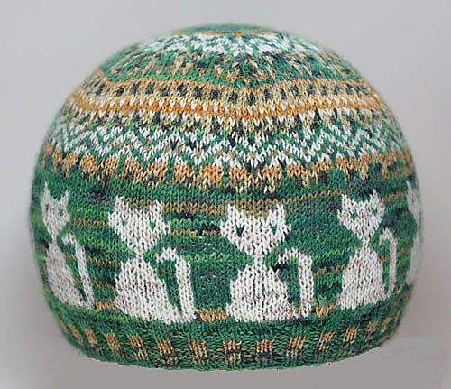 Ravelry: Frost in the Forest pattern by Etha Schuette