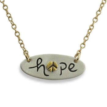She who has hope will always have joy, for none of us can predict the future, but we can certainly hope for all the joy it may bring. With hope comes an open mind, and with an open mind comes a compassionate heart.
