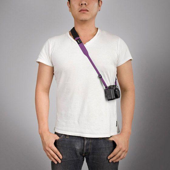 Crumpler Popular Disgrace Camera Strap skinny - AUD$20