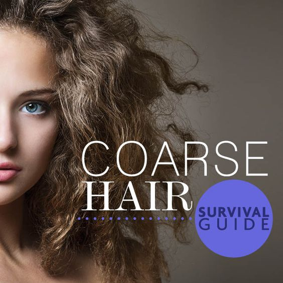 Coarse, Curly Hair Survival Guide   Style.com/Arabia