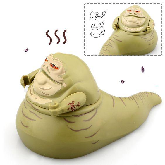 Block Minifigure Star Wars Jabba the Hutt