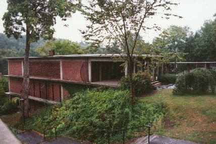 Eliot House Mt. Holyoke college 1961