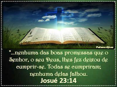 Palavra e Ação : As palavras finais de Josué– Josué 23