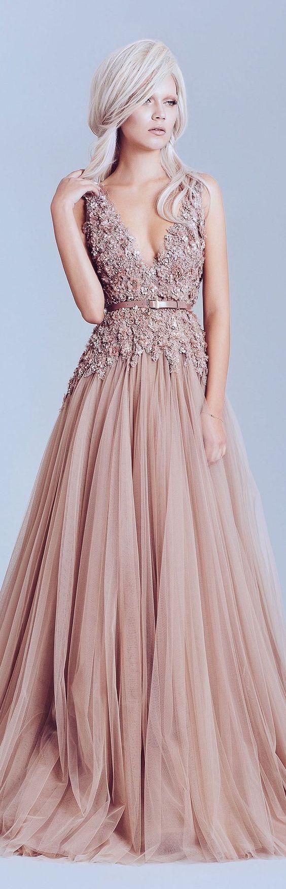 Alfazairy Couture S/S 2015 - Ongelooflik mooi!!!!!! nee nee nee soek dit!!!! looooove die kleur