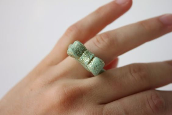 DIY Tutorials for Polymer Clay Rings