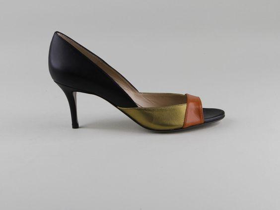 Pura López AF542 - Chaussures Femme - Escarpins