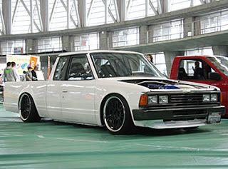 Nissan+Hardbody+Drift+Truck | zenkai-flatout: Keep on Truckin' err... Driftin'