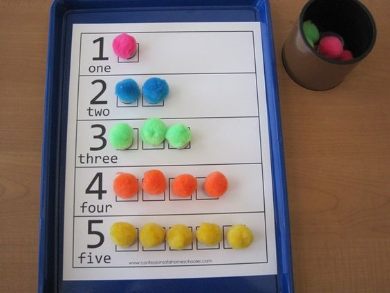 Great number reinforcement activity | Classroom Ideas | Pinterest ...