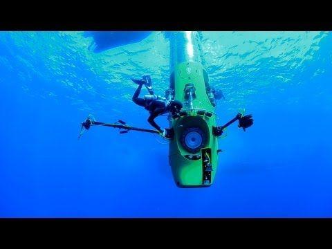 James Cameron DEEPSEA CHALLENGE 3D Trailer