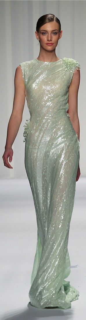 #Fashion       Abed Mahfouz   Haute Couture S/S 2013