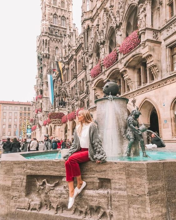 Marienplatz - Munich, Germany