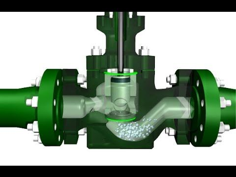 Valve cavitation and possible solutions