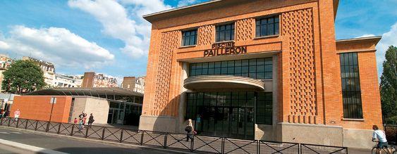 Piscine Pailleron, Paris