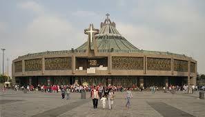 Básilica de la Virgen de Guadalupe. Ciudad de México