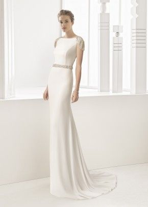 "Rosa Clara ""Saboya"" wedding dress"