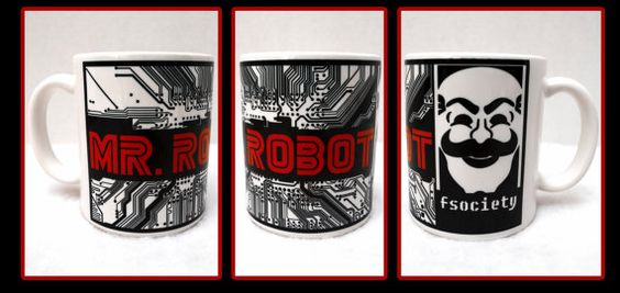 Hey, I found this really awesome Etsy listing at https://www.etsy.com/listing/239953399/mr-robot-fsociety-mug
