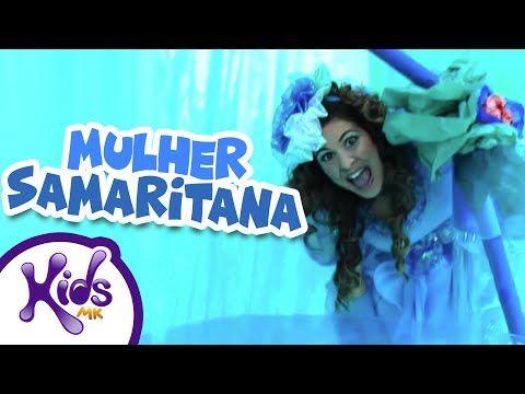 Mulher Samaritana Aline Barros Cia 3 Oficial Youtube Em