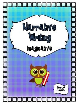 imaginative writing examples