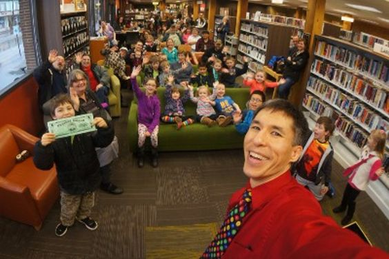 The Magically Ridiculous Game Show Duvall Library Duvall, WA #Kids #Events