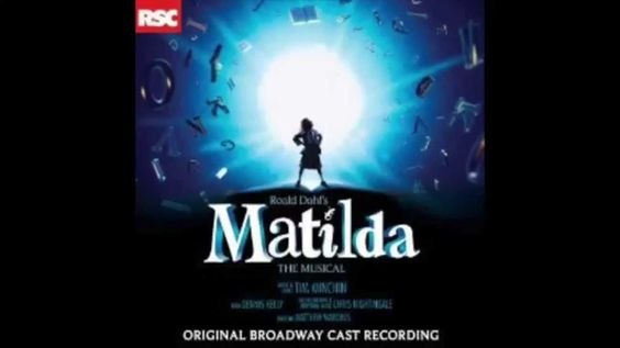 Loud Matilda the Musical Original Broadway Cast