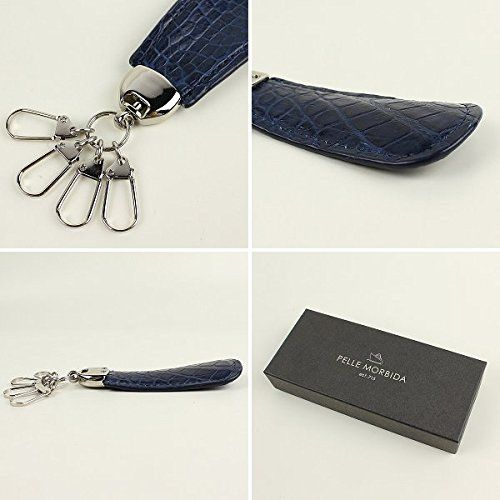 Amazon.co.jp: ピンク(C12) F PELLE MORBIDA ペッレモルビダ リアルクロコダイルレザー 靴べら キーホルダー PMO-CRS007 (8colors): 服&ファッション小物