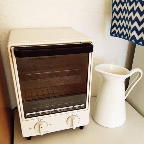 無印良品の縦型オーブントースターがおしゃれで便利!使用感レビュー