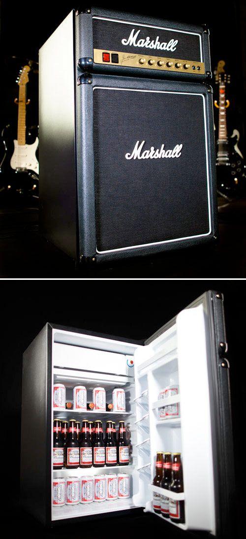 Marshall fringe, amazing!
