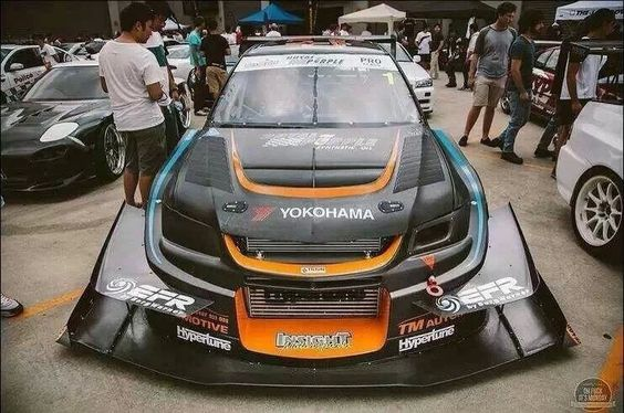 Mitsubishi Lancer Evolution Time Attack