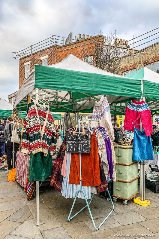 Best Sunday Markets In London These Are Must See Markets In The City Sunday Markets London Best Markets In London Weekend In London