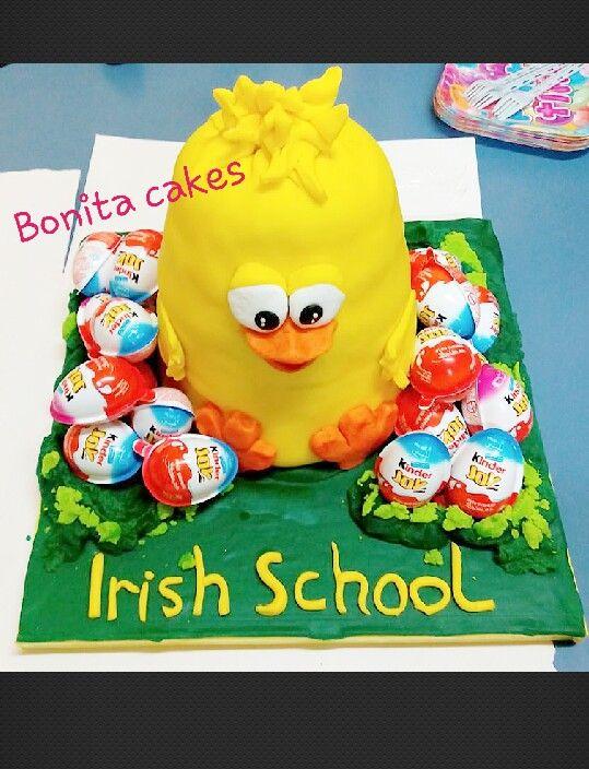 Happy easter from Bonita cakes