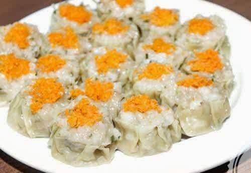 Resep Siomay Udang Sederhana Yang Enak Resep Bakso Resep Resep Makanan Dan Minuman Resep Makanan