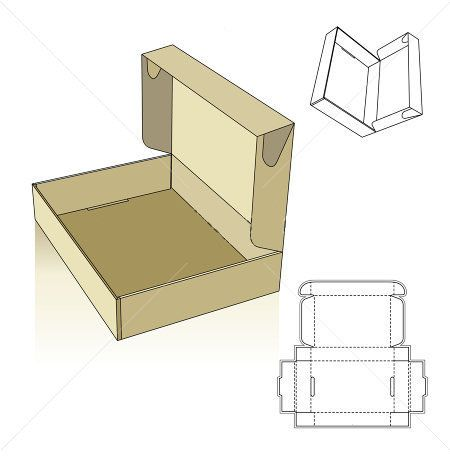 tray template with locking end boxes pinterest trays and templates. Black Bedroom Furniture Sets. Home Design Ideas