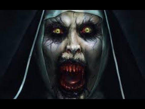 La Monja Pelicula De Terror Hablada En Espanol Youtube Horror Movies Scariest Valak Creepy Ghost