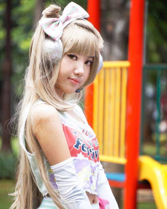 Eh masih ada yang jadi cheerleaders lagi nih dan kali ini gilirannya si desainer μ's Kotori. Yang cosuin penah kita fearute sebelumnya kok say hello again to cosplayer Bogor kak Mayumi  Chara : Minami Kotori (cheerleader ver.) Series : Love Live School Idol Project CN : Yosephine Mayumi / Mayumori  @ysphne Kameko : pascal #cosplay #cosplayer #cosplaygirl #cosplayindonesia #cosplayerindonesia #animecosplay #indocosplay #cosugram #cosplayjakarta #kawaii #sexy #dancer #sexycosplay #fanservice #lovelive #loveliveschoolidolproject #loveliveschoolidolfestival #lovelivecosplay #μs #muse #idol #minaamikotori #minamikotoricosplay #kotoriminami #kotoriminamicosplay #kotori #kotoricosplay #cheerleader: