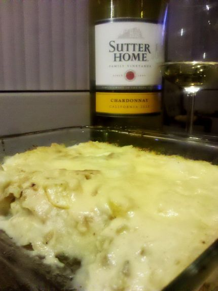 White wines fish casserole and casseroles on pinterest for White wine with fish