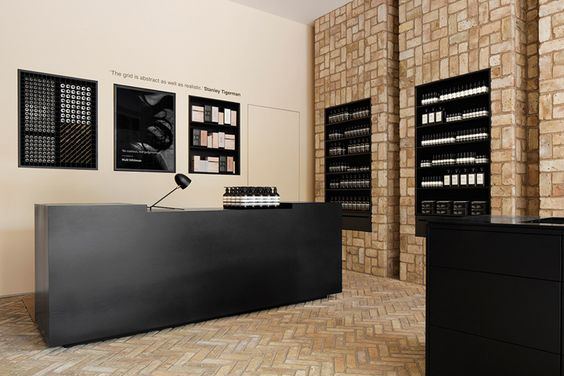 Aesop store by Norman Kelley, Chicago – Illinois