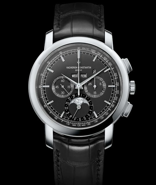 Vacheron Constantin Traditionelle Chronograph Perpetual Calendar | Time and Watches