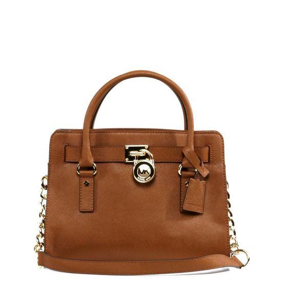 Michael Kors Hamilton East/West Satchel Handbag, Women's