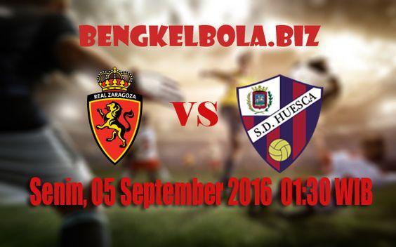 Prediksi Real Zaragoza vs SD Huesca 05 September 2016