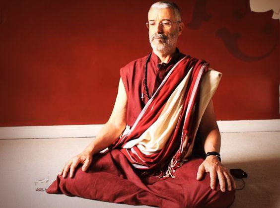 Introdução a meditação - Lama Padma Samten