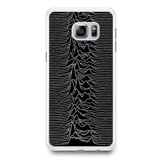 Joy Division Black Samsung Galaxy S6 Edge Plus Case