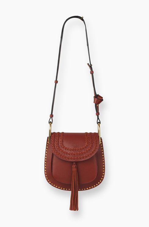 where to buy chloe handbags - Chlo�� Small Hudson Bag in Smooth Calfskin with Suede Calfskin ...